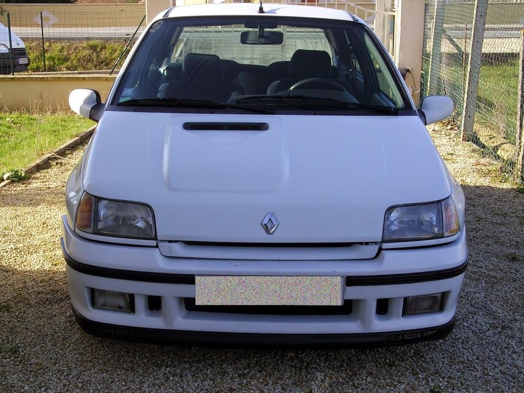 Renault Clio 16s – Rencontre